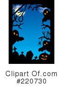 Halloween Clipart #220730 by visekart