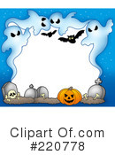 Halloween Clipart #220778 by visekart