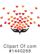 Hand Clipart #1440268 by ColorMagic