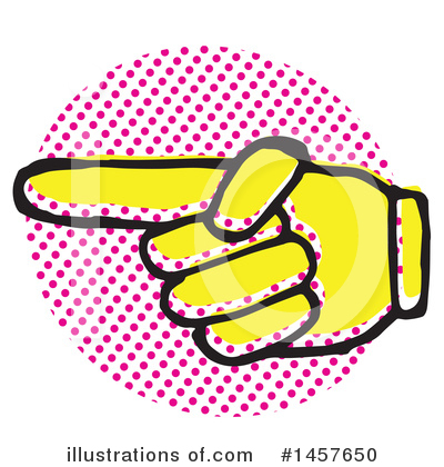 Hand Clipart #1457650 by Cherie Reve