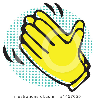 Hand Clipart #1457655 by Cherie Reve
