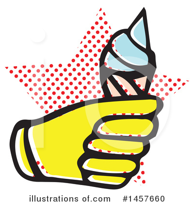 Hand Clipart #1457660 by Cherie Reve