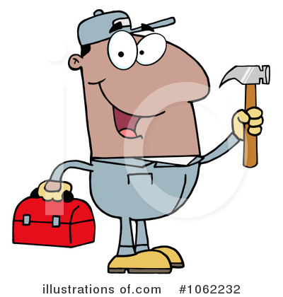 handyman clipart 1062232 illustration by hit toon rh illustrationsof com free vector handyman clipart Handyman Clip Art Free Downloads