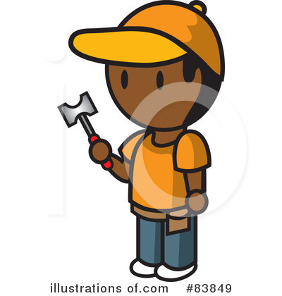 Handyman Clipart #83849 - Illustration by Rosie Piter