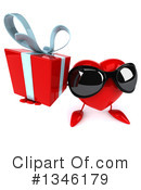 Heart Character Clipart #1346179 by Julos