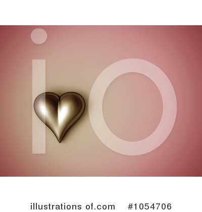 Royalty-Free (RF) Heart Clipart Illustration by chrisroll - Stock Sample #1054706