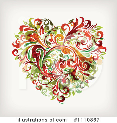 Hearts Clipart #1110867 by OnFocusMedia