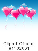 Heart Clipart #1192661 by TA Images