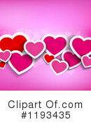 Heart Clipart #1193435 by TA Images