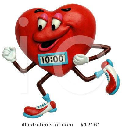 Heart Clipart #12161 by Amy Vangsgard