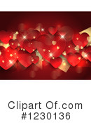 Heart Clipart #1230136 by KJ Pargeter