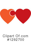 Heart Clipart #1292700 by ColorMagic