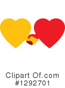 Heart Clipart #1292701 by ColorMagic