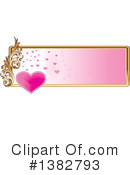 Heart Clipart #1382793 by MilsiArt