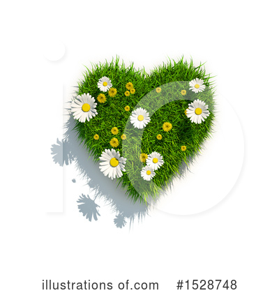 Heart Clipart #1528748 by chrisroll