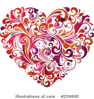 Hearts Clipart #226600 by OnFocusMedia