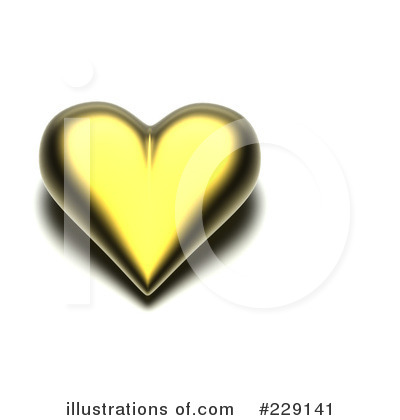 Heart Clipart #229141 by chrisroll