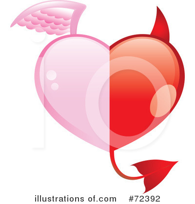 Heart Clipart #72392 by cidepix