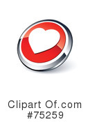 Heart Clipart #75259 by beboy