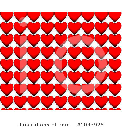 Heart Clipart #1065925 by chrisroll