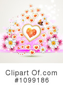 Hearts Clipart #1099186 by merlinul