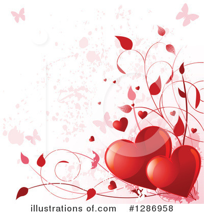 Valentines Day Clipart #1286958 by Pushkin