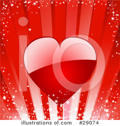 Heart Clipart #29074 by elaineitalia