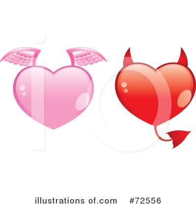 Heart Clipart #72556 by cidepix