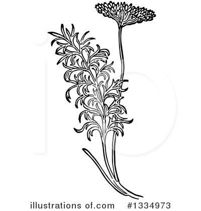 Herb Clipart #1334973 by Picsburg