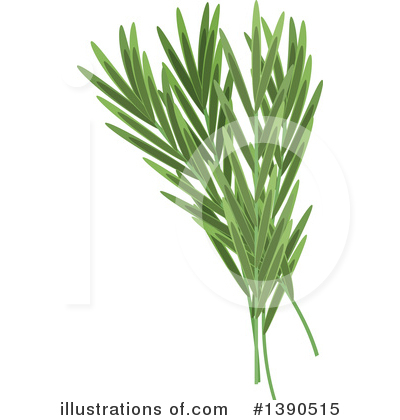 Herb Clipart #1390515 by Vector Tradition SM