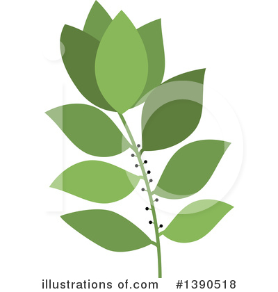 Herb Clipart #1390518 by Vector Tradition SM