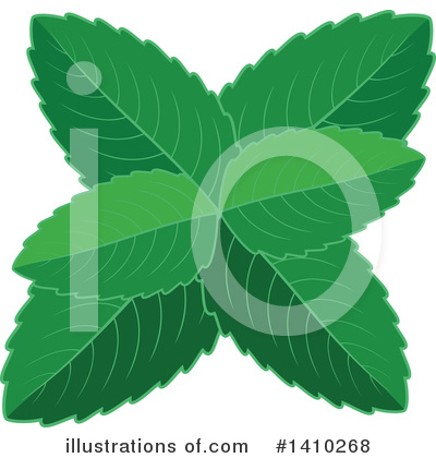Herb Clipart #1410268 by Vector Tradition SM