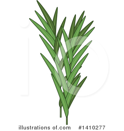 Herb Clipart #1410277 by Vector Tradition SM