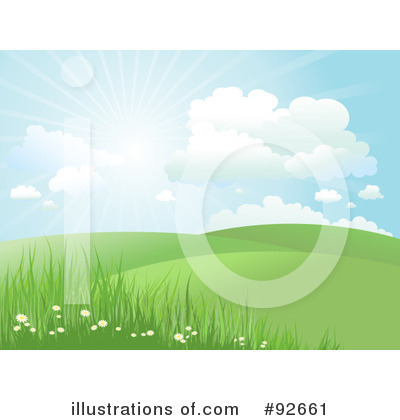 Spring Time Clipart #92661 by KJ Pargeter