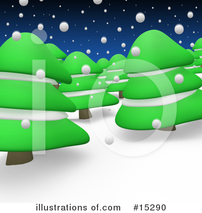 Christmas Clipart #15290 by 3poD