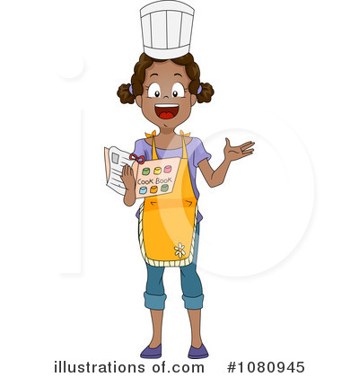 Cook Book Clipart #1080945 by BNP Design Studio