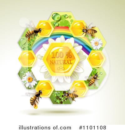 Honey Clipart #1101108 by merlinul