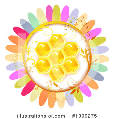 Honey Clipart #1099275 by merlinul