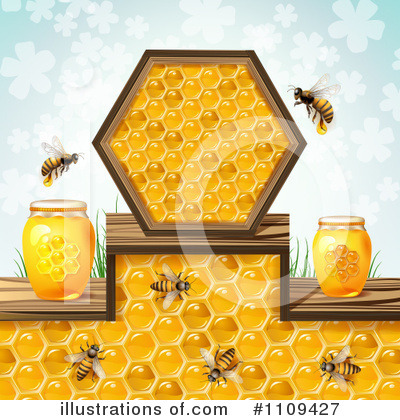 Honey Clipart #1109427 by merlinul