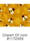 Honeycombs Clipart #1172958 by BNP Design Studio