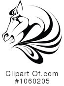 Horse Clipart #1060205 by Vector Tradition SM