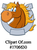 Horse Clipart #1706630 by Hit Toon