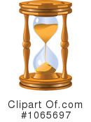 Hourglass Clipart #1065697 by Vector Tradition SM