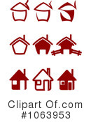 House Clipart #1063953 by Vector Tradition SM