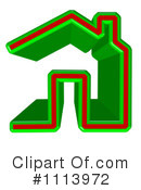 House Clipart #1113972 by MacX