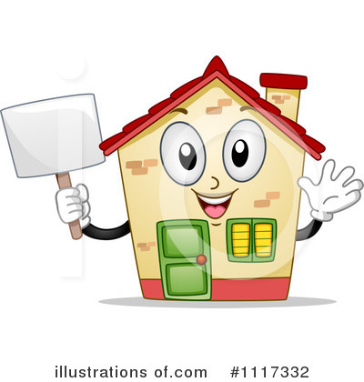 House Clipart #1117332 by BNP Design Studio