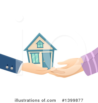 House Clipart #1399877 by BNP Design Studio