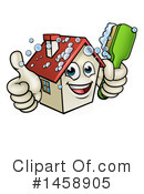 House Clipart #1458905 by AtStockIllustration