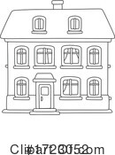 House Clipart #1723052 by Alex Bannykh