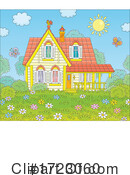 House Clipart #1723060 by Alex Bannykh